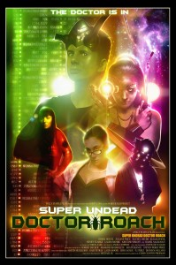 Poster for Super Undead Doctor Roach